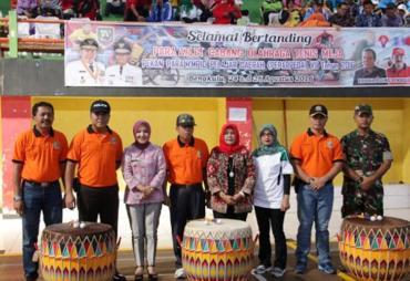 1400 Pelajar se-Provinsi Bengkulu Ikuti Popda