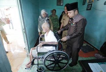 Blusukan Ala Walikota Bengkulu, Respon Cepat Keluhan Warga