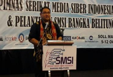 SMSI Siapkan Data Base Media Siber