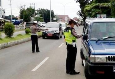 Gelar Razia, Dispenda Fokuskan Kendaraan Dinas