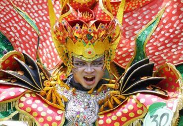 Karnaval Batik internasional Digelar Desember