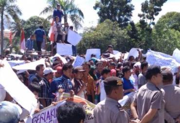 Demo, Pemprov Didesak Keluarkan Regulasi Limbah Batu Bara