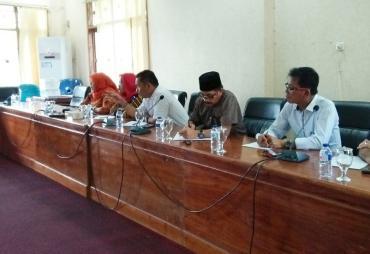 Hearing Komisi II DPRD Kota Bengkulu Membahas Auning Tak…