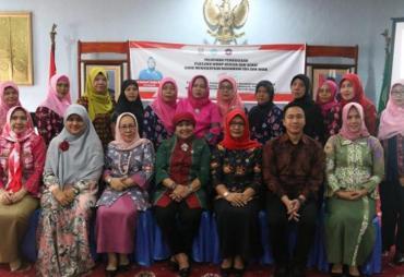Giatkan Bengkulu Sehat, 50 Kader Posyandu Dilatih