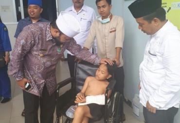 Walikota Helmi Hasan : Jangan Berbuat Baik Sendirian