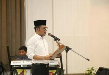 Menteri Lantik Pengurus PW IKA PMII Bengkulu