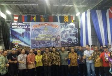 Bengkulu Triathlon 2017 Sukses