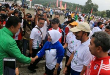 Menpora : Kota Bengkulu, Tempat yang Nyaman Untuk Istirahat