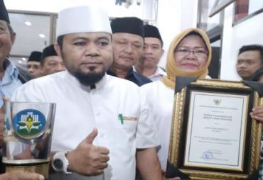Kota Bengkulu Kembali Peroleh Penghargaan Swasti Saba…