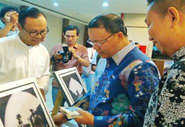 Kembangkan Industri Kreatif,  Plt Gubernur Bengkulu Akan…