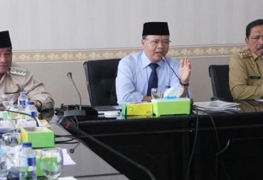 Mediasi Tabat Lebong-Bengkulu Utara Hasilkan 3 Kesepakatan