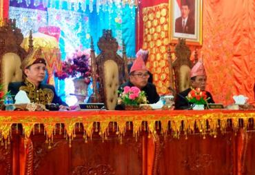 DPRD Lebong Gelar Paripurna HUT Kabupaten Lebong Ke 14