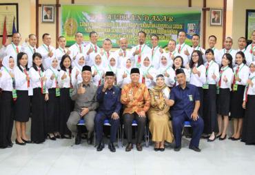 Plt Gubernur Bengkulu: Calon Hakim Harus Miliki Integritas…