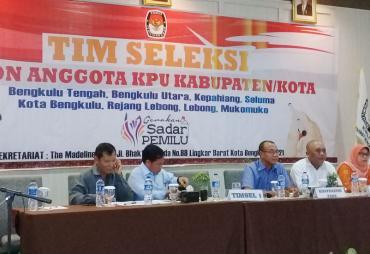 Seleksi Calon Anggota KPU Se-Kabupaten/Kota, KPU Provinsi…