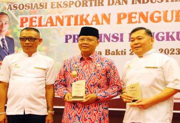 Pelantikan Penngurus AEKI Provinsi Bengkulu Periode 2018 -…