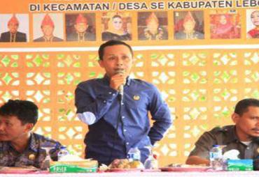 Jaring Aspirasi Masyarakat, DPRD Lebong Gelar Reses