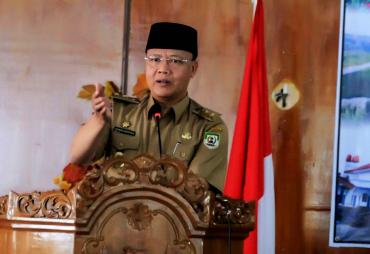 Musrenbang Rejang Lebong, Plt Gubernur Optimis Pembangunan…