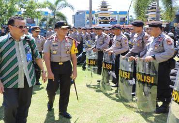 Kompolnas Apresiasi Kesiapan Polda Bengkulu Dalam…