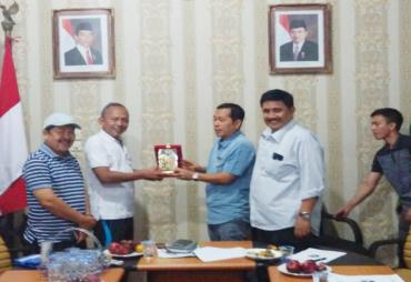 Pemkot Bengkulu Terima Kunker DPRD DKI Bahas Pajak…