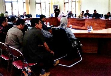 Dewan Kota Bengkulu Terima Kunjungan Banmus DPRD Malang