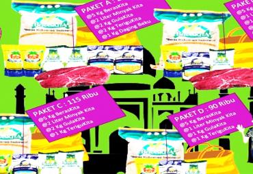 Bulog Release Sembako Ramadhan