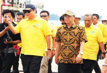 Menteri Perindustrian Support  Pembangunan KEK Pulau Baai…