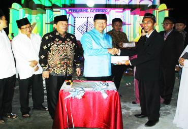 Plt Gubernur Bengkulu Resmikan Gedung Al-Azhar