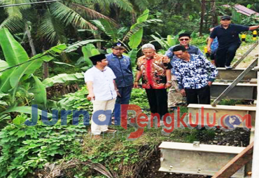 Komisi III DPRD Provinsi Bengkulu Sidak Ke Jembatan Tanjung…