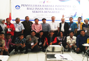 Kantor Bahasa Bengkulu Gelar Penyuluhan Bahasa Indonesia…