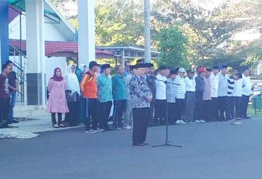 Penjabat Walikota Bengkulu Minta Disiplin ASN Terus…