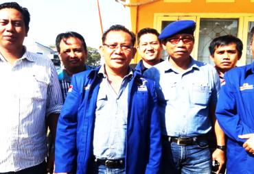 Partai Demokrat Kota Bengkulu Daftarkan Bacaleg Ke KPU
