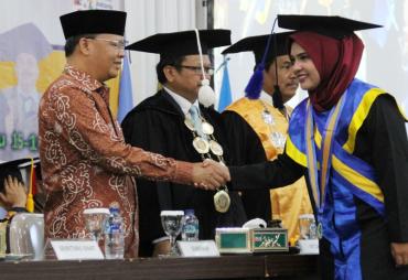 Plt Gubernur Bengkulu: SDM Kesehatan Handal dan Berkualitas…