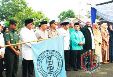 Bupati Mian Lepas Pawai Taaruf, Sambut Tahun Baru Islam