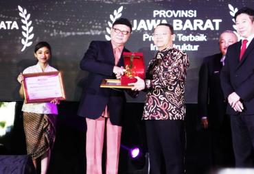 Potensial Infrastruktur,  Bengkulu Raih Penghargaan IAA…