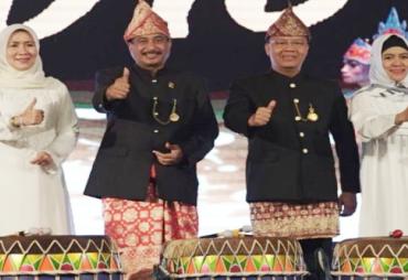 Penutupan Festival Tabut Dihadiri Menteri Pariwisata