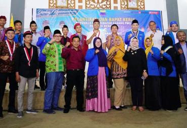 Pengurus PMII Bengkulu 2018 - 2020 Dilantik