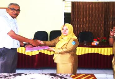 Penandatanganan Perjanjian Kerjasama TJSLP Bengkulu Utara…