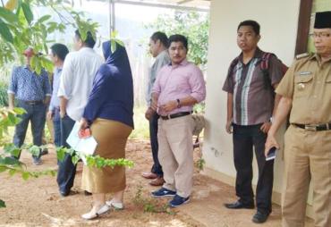 Komisi II DPRD Kota Bengkulu SidaK 4 Titik Perumahan