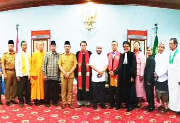 FKUB Kota Bengkulu Dukung Program Doa 10 Juta Umat Untuk…