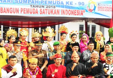 Pemkab Bengkulu Utara Peringati Hari SUmpah Pemuda