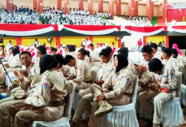 Kota Bengkulu menjadi titik singgah ke 9 Kirab Pemuda Tahun…