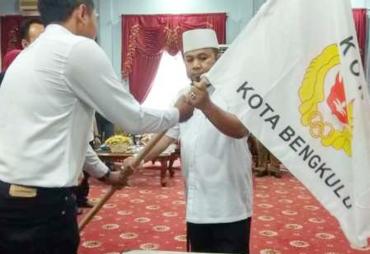 Walikota Lantik Pengurus KONI Kota Bengkulu