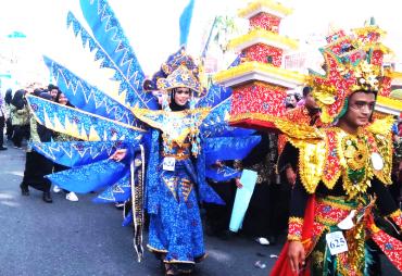 Sangat Potensial, Pemprov Usulkan Karnaval Kain Besurek…