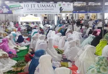 Doa 10 Juta Umat Untuk Negeri Di Kota Bengkulu Sukses…
