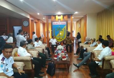 Gubernur Sulteng Puji Bengkulu Atas Bantuan Korban Gempa di…
