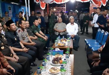 Kapolda Bengkulu Pantau Langsung Personil Pengamanan Natal…