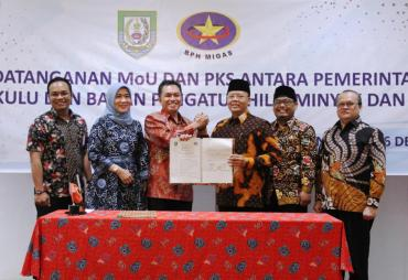 Pemprov Bengkulu Usulkan Penambahan Kuota BBM