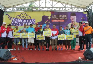 Bengkulu City Run 2018, Promosi Strategis Wisata Bumi…