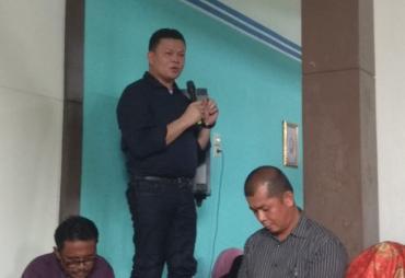 Silaturahmi,  IKLK Bengkulu Dukung Penuh Syofyan Akmal