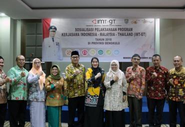 Pemprov Gelar Sosialisasi Pelaksanaan Program Kerjasama IMT…
